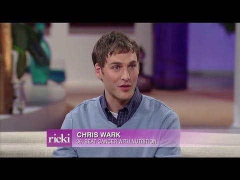 Chemo-free Survivor Chris Wark Of Chris Beat Cancer On Ricki Lake Pt 3