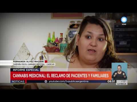 TV Pública Noticia - Cannabis medicinal: el pedido de pacientes y familiares (parte 1)
