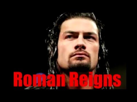 roman reigns' theme song parody