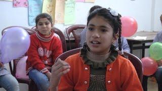パレスチナ:日本の支援、ガザの子どもたちの復興を支える /日本ユニセフ協会