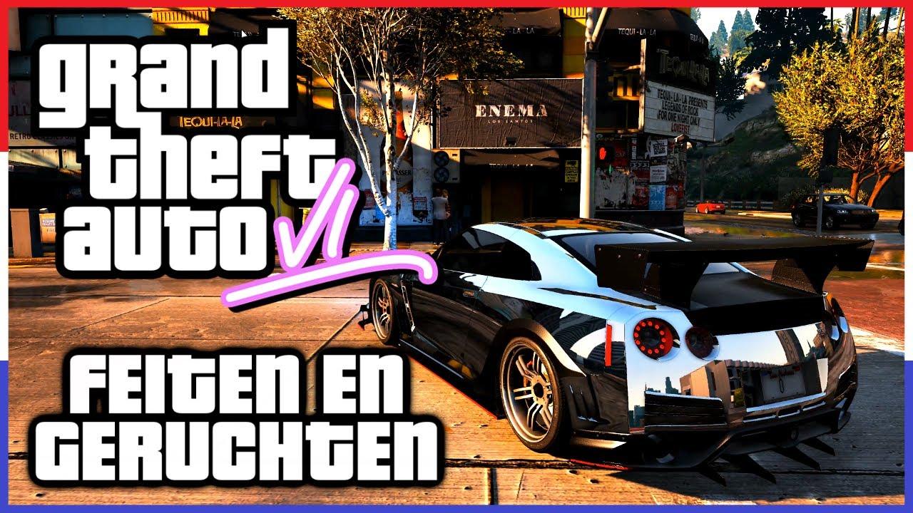 Top 10 GTA 6 Geruchten & Feiten!