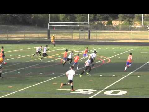 OBGC U-13 Rangers White at Capital Cup (September 5-7, 2015)