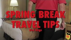 Spring Break Travel Tips to Keep Bed Bugs at Bay!