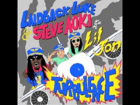 Laidback Luke & Steve Aoki ft. Lil Jon - Turbulence (D.O.D Remix)