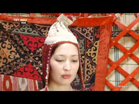 Orta Asya Kadınlarının Kıyafetleri - Atayurt - TRT Avaz