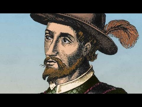 Juan Ponce de León por Miguel de la Quadra, Juan Gil y Carlos Espinosa