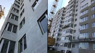 ЖК Лазурный (Харьков, сентябрь 2017)