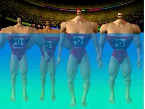 east german swimmers doping olympics