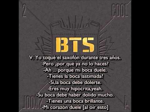 BTS -Bangtan Boys- Skit Circle Room Talk SUB ESPAÑOL [2 COOL 4 SKOOL]