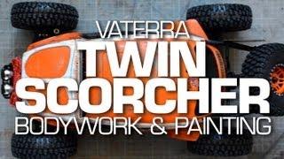The Twin Scorcher Vattera Twin Hammers