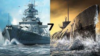 7 лучших игр про военно-морской флот(26 июля тысячи боевых моряков, молодых и не очень, те, кто прямо сейчас несет службу или уже вышел в запас,..., 2015-07-26T03:33:12.000Z)
