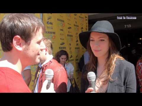 A Bag of Hammers Red Carpet with Jason Ritter and Rebecca Hall