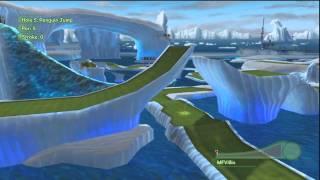 3D Ultra MiniGolf Adventures 2 - Winter Wonderland - Front 9
