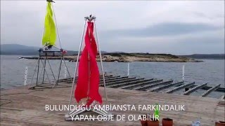 Yeni Nesil Dik Eksenli Rüzgar Türbinidir.