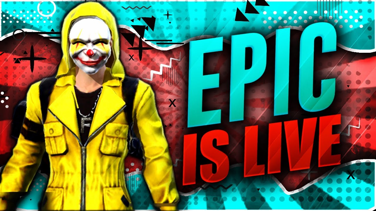 Free Fire live with EPIC || Free Fire biggest collaboration with Cristiano Ronaldo and dj Alok