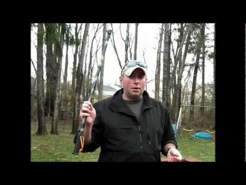 Cold Steel Blowgun Review