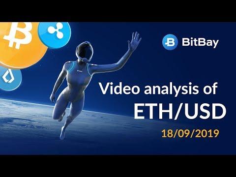 Ethereum Price Technical Analysis ETH/USD 18/09/2019 - BitBay
