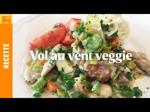 Une version végétarienne d'un classique de la cuisine belge?