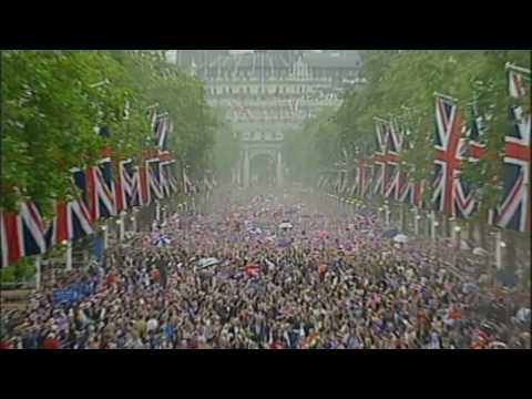 HD 720p - Golden Jubilee - Two Appearances By The Queen