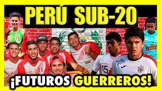 Peru Sub 20 Sudamericano 2019 - Jugadores - Seleccion Peruana