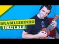 BRASILEIRINHO - UKULELE COVER - BY DOUGLAS SCOTT