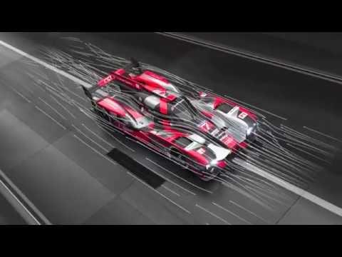 2016 Audi R18 - Animation