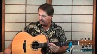 Jealous Guy Guitar Lesson Preview - John Lennon