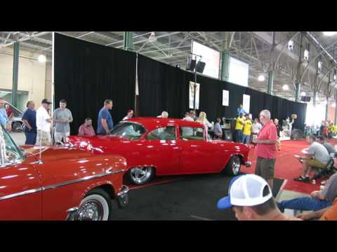 Back to the Fifties 2016 Minneapolis Car Auction Video