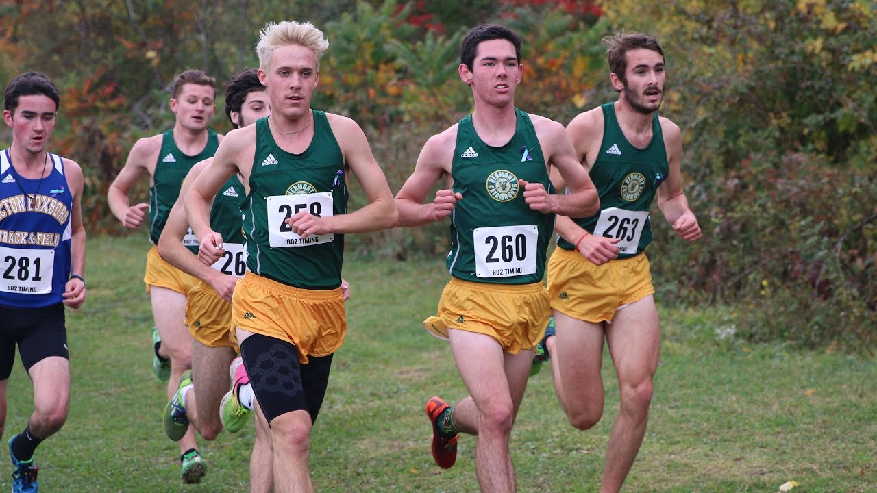 Cross Country Vermont Fall Foliage Invitational 10 13 18