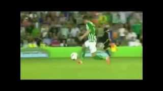 Real Betis Barcellona 2 2 Amazing Gol Castro