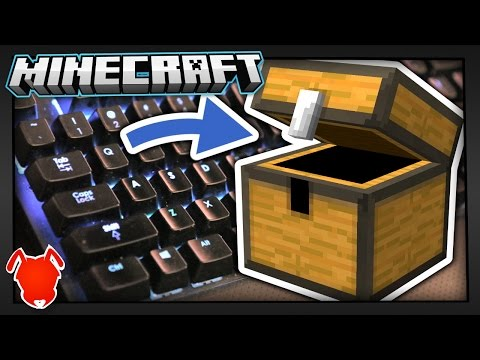 7 BEST KEYBOARD SHORTCUTS in MINECRAFT!