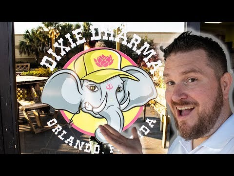 Dixie Dharma Orlando Vegan Food Goes Southern Comfort