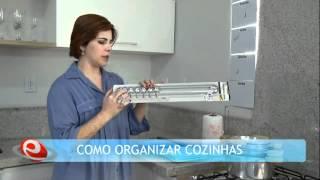 Videoaula   Como Organizar Cozinhas