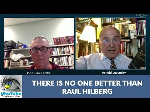 OUN, UPA, Jews & Ukrainians: Himka Lozynskyj Debate Preview