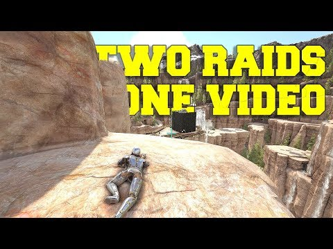"""TWO RAIDS ONE VIDEO!"" - UNOFFICIAL SURVIVAL#10 