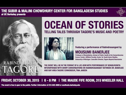 Ocean of Stories: Telling Tales through Tagore's Music and Poetry