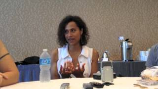 Angel Coulby Reveals Merlin Season 5 Details For Gwen