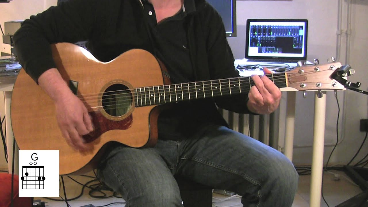 Ziggy Stardust Acoustic Guitar Chord Diagrams Original Vocals