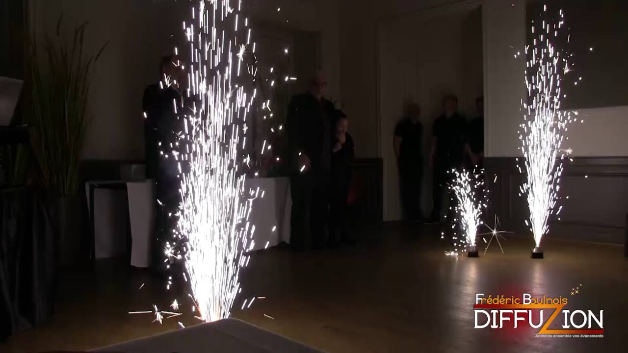 Gerbes d artifice d interieur youtube