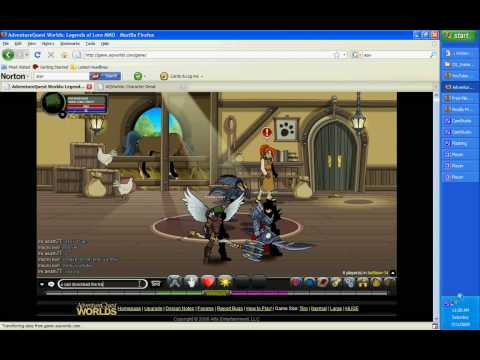 Offical Aqworlds Trainer Download