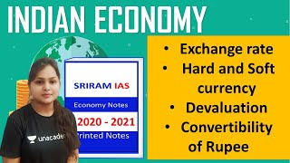 Exchange rate, Hard and Soft currency, Devaluation, Convertibility | INDIAN ECONOMY FOR UPSC CSE screenshot 5