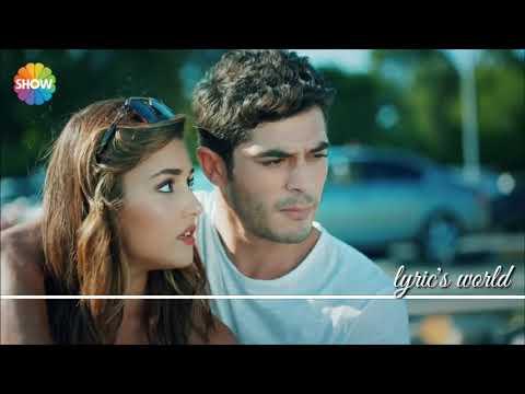 Sochta Hoon K Woh Kitne Masoom Thay New Hindi Song Remix Hayat & Murat Love HD WhatsApp Video