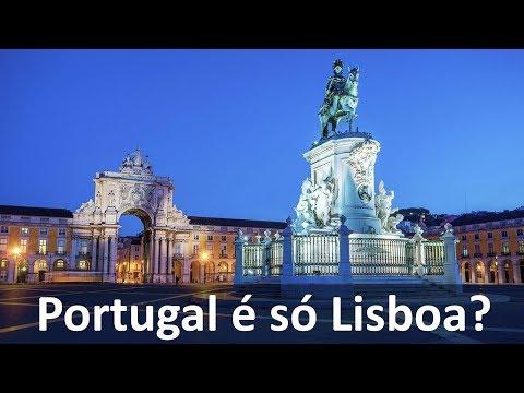 Portugal é só Lisboa?
