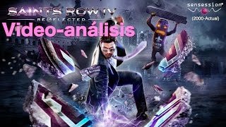 Análisis Saints Row IV Re-elected