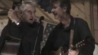 "The Crowe Brothers at The Stompin' Ground, Maggie Valley,NC  singing ""Why Not Confess"""