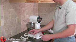 How to Replace the Power Cord on a KitchenAid Stand Mixer