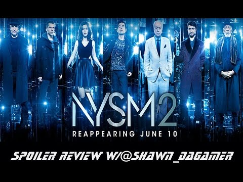 Now You See Me 2 Spoiler Review/Meet Summerella/New Fav POP! W/@Shawn_DaGamer