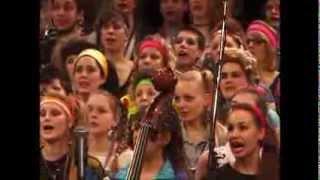 TAUBEN VERGIFTEN IM PARK - chansonchor gymnasium kirchenfeld 2013
