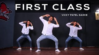 First Class Dance Video  Kalank  Vicky Patel Choreography  Varun dhawam