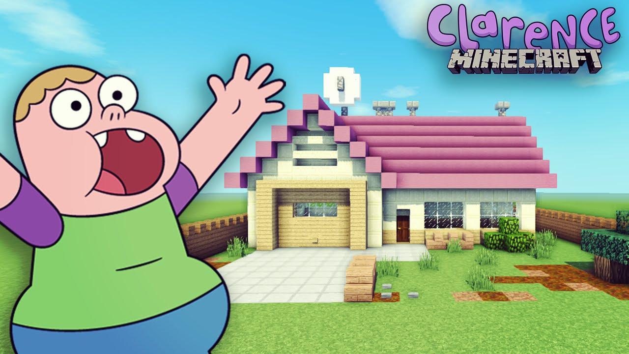 Como hacer la casa de clarence en minecraft youtube - Colorare la casa ...